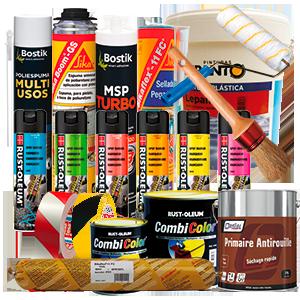 construccion_pintura_selladores_disolvente_cinta_marcador_brocha_plastica_obra_espuma_rodillo